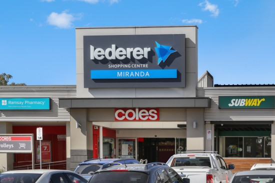 Lederer Shopping Centre Miranda